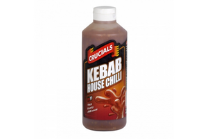 Crucials Kebab House Chilli Sauce 500ml