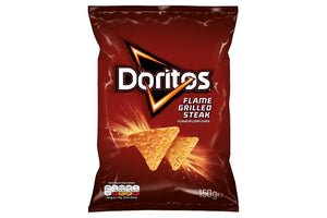 Doritos Flame Grilled Steak 70g