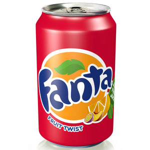 Drink - Fanta Fruit Twist can