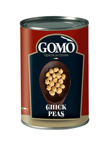 Chick Peas In Brine - Gomo 400g