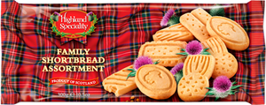 Highland Specialty Family Shortbread Assortment
