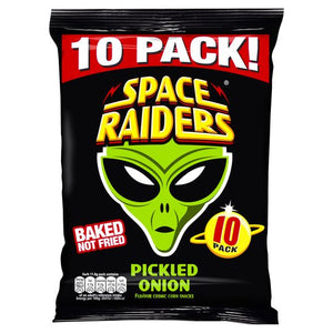 KP Space Raiders Pickled Onion Crisps