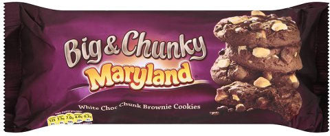 Maryland Big and Chunky White Choc Chunk Cookies