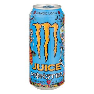 Drink - Monster Mango Loco Juice
