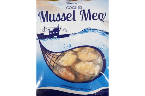 Mussel Meat (cooked) 454g