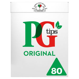 A PG Tips Tea Bags (80)