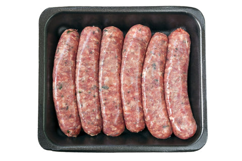 Pork and Black Pudding Sausages