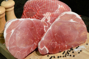 Slipper Gammon Joint - (approx 2.2kg)