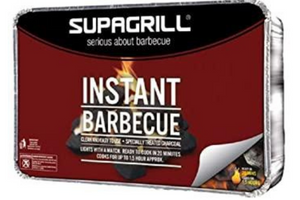 BBQ - Disposable £2.99 each or  two for £4.50