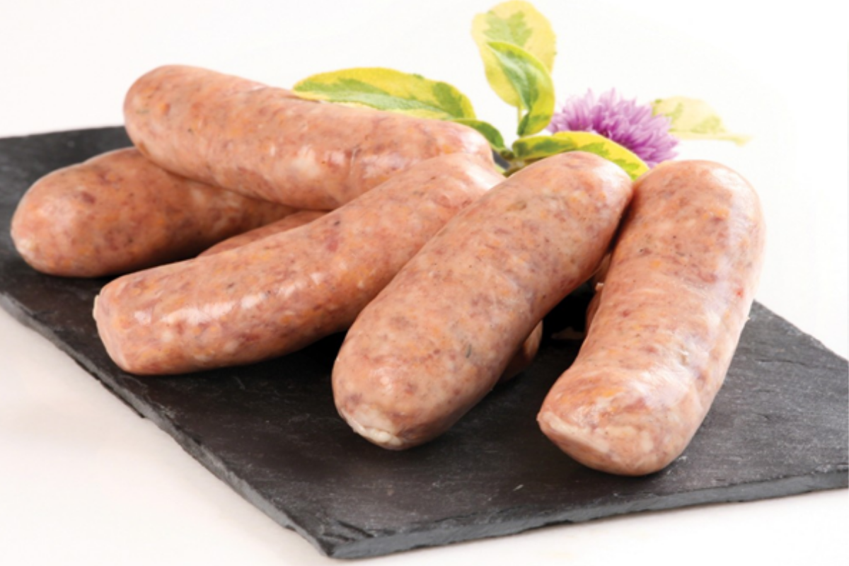 Turkey and Ham Country Sausage