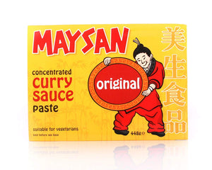Maysan Original Curry Sauce Paste (concentrated 180g)