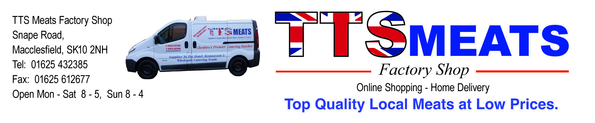 TTS Meats Factory Shop Home Delivery