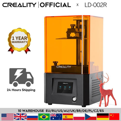 CREALITY 3D Printer LD-002R UV Resin 3D Printer