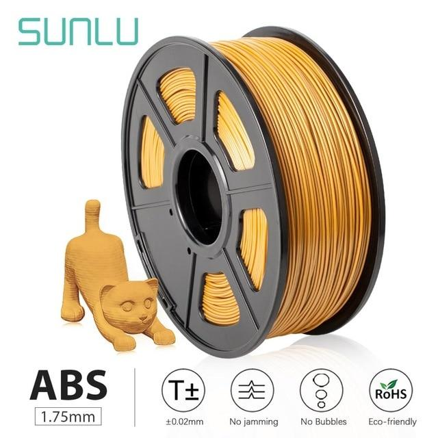 SUNLU ABS 3D Printer Filament ABS Filament 1.75 mm
