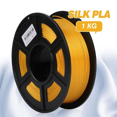 SUNLU PLA Plus/SPLA/Silk PLA 3D Printer Filament 1.75mm 1KG