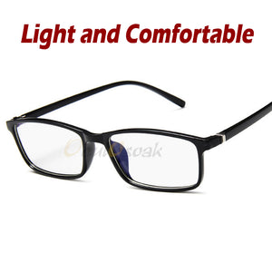 Women Blue Film Radiation protection Glasses Frames Optica Spectacle Square Glasses Frame Men Anti Blue Light Eyeglasses