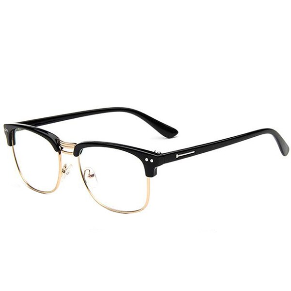 New Style Anti-Radiation Goggles Plain Glass Women Men Reading Glass UV Protection Clear Lens Eyewear Eyeglasses Colorful Optica