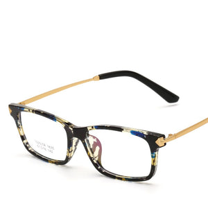 HINDFIELD Vintage Round TR90 Optica Glasses Frame Women Brand Designer Fashion Men Clear Lens Eyeglasses