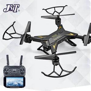 JMT KY601S RC Helicopter Drone with Camera HD 1080P WIFI FPV Drone Professional Foldable Selfie Quadcopter