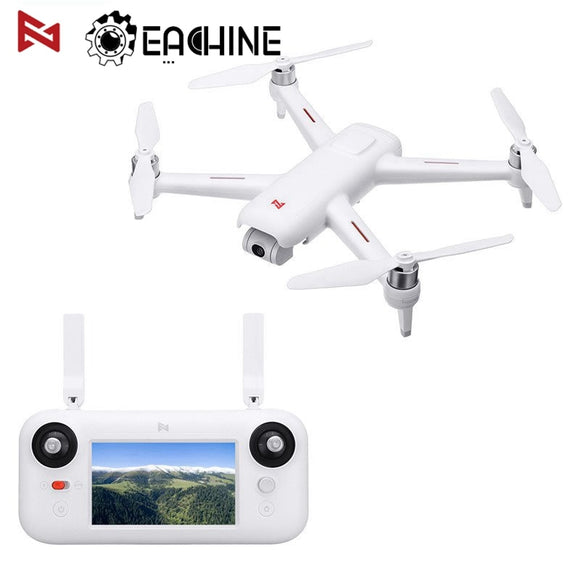 FIMI A3 5.8G GPS Drone 1KM FPV 25 Minutes With 2-axis Gimbal 1080P Camera RC Quadcopter RTF Headless Mode Follow Me