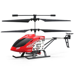 JJRC JX01 RC Helicopter Barometer Altitude Hold Strong Power Aluminum Alloy Construction Radio Control RC Drone With Light Gifts