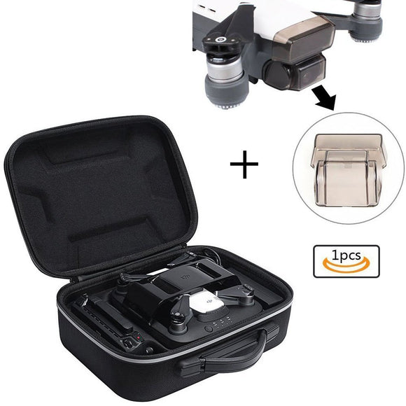 2019 Newest Protective Carrying Case Bag Cover For DJI Spark Drone Portable Charging Station Remote Control &Charger Accessories