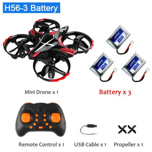 JJRC H56 Mini Drone Gesture Control Micro Quadcopter Infrared Sensing Control Upgrade Helicopter Quadrocopter VS H36 Kids Toys