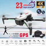 SG906 drone GPS 5G WIFI FPV 4K HD Camera drone Brushless Selfie Foldable RC Drone drones helicopter Free Bag Gift quadcopter