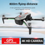 SG906 Foldable 800m long distance GPS 5G WIFI FPV 4K Camera HD drone Brushless motor Selfie RC drones 25min fly time quadcopter