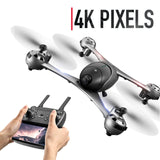 SMRC S20 quadcopter with camera mini drone gps 4k x PRO rc helicopter drones with camera hd profissional VS sjrc f11  x8 toys