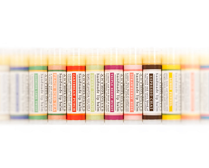 ANTHOLOGY HYDRATING LIP BALM VARIETY PACK - CHOOSE YOUR FLAVOR