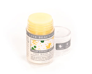 Basic Blend Fragrance Free Dry Skin Balm