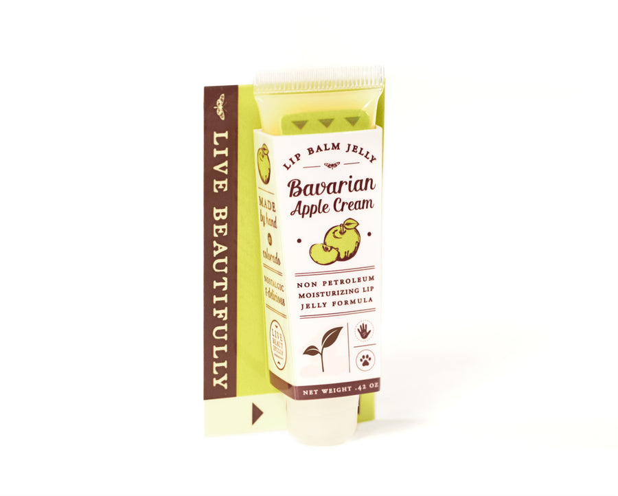 Bavarian Apple Lip Balm Jelly