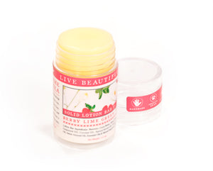 Berry Lime Green Tea Dry Skin Balm