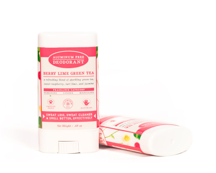 best deodorant for women berry lime