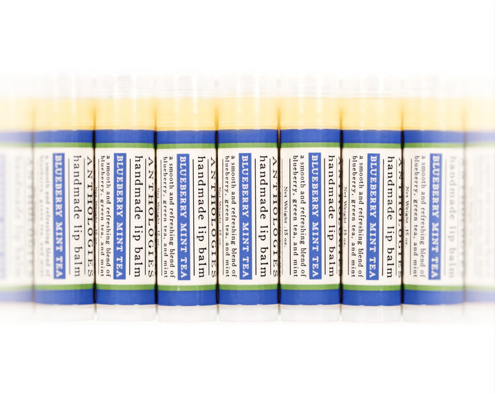 BLUEBERRY MINT TEA GOURMET HYDRATING LIP BALM