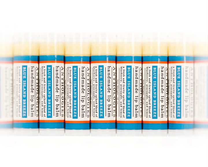 BLUE ISLAND BREEZE GOURMET HYDRATING LIP BALM