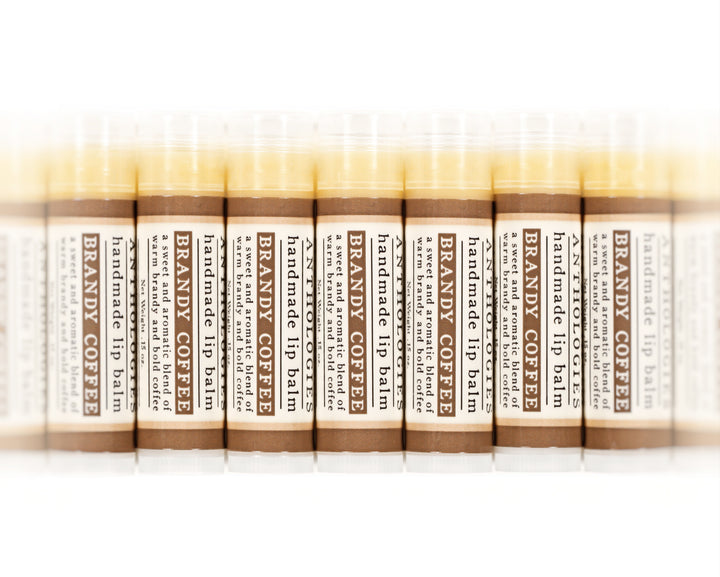 BRANDY COFFEE GOURMET HYDRATING LIP BALM