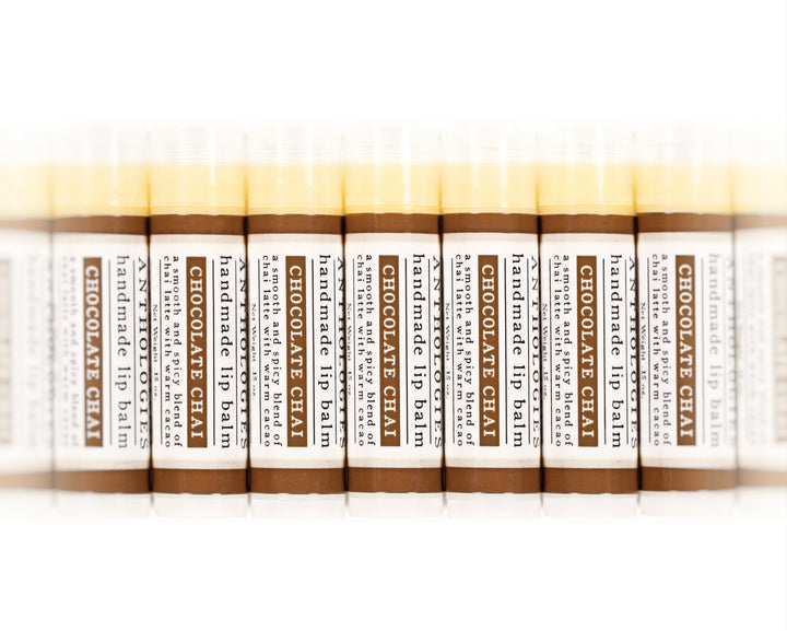 CHOCOLATE CHAI GOURMET HYDRATING LIP BALM