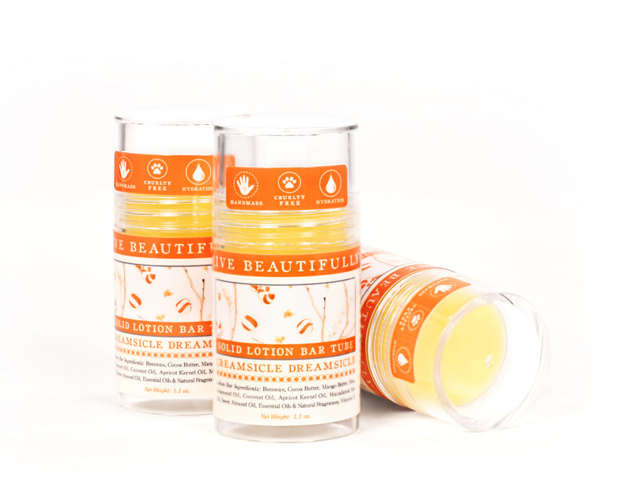 Creamsicle Dreamsicle Solid Lotion Bar
