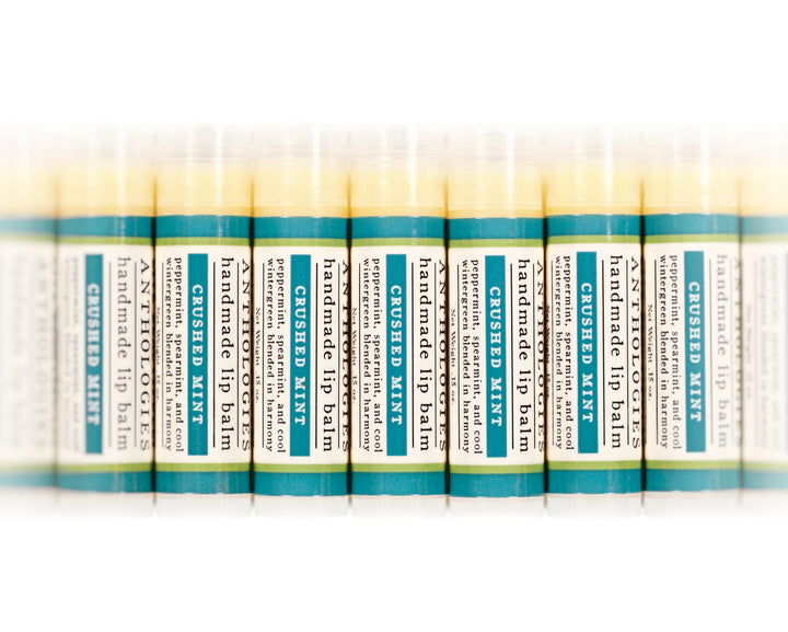 CRUSHED MINT GOURMET HYDRATING LIP BALM