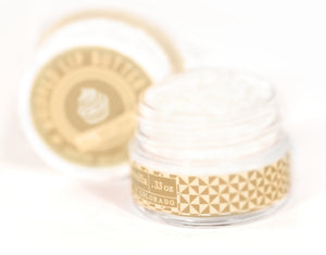 Double Vanilla Natural Whipped Lip Butter Dry Lip Care
