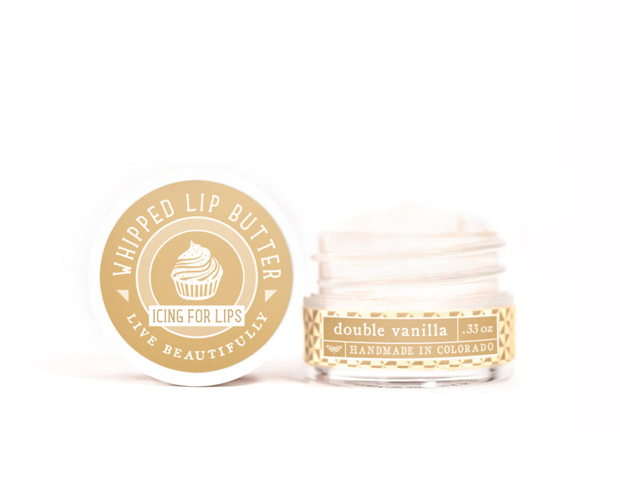 Double Vanilla Whipped Lip Butter