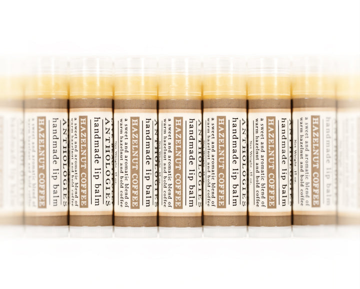 HAZELNUT COFFEE GOURMET HYDRATING LIP BALM