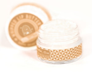 Honey Vanilla Natural Whipped Lip Butter Dry Lip Care
