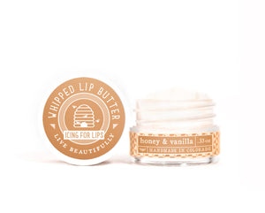 Honey Vanilla Whipped Lip Butter