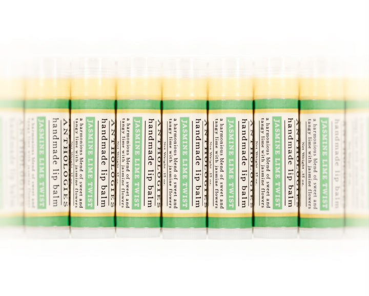 JASMINE LIME TWIST GOURMET HYDRATING LIP BALM
