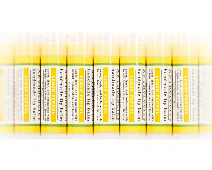 LEMON FENNEL GOURMET HYDRATING LIP BALM