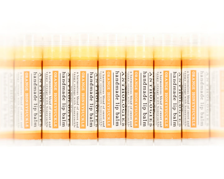 ORANGE HONEYSUCKLE GOURMET HYDRATING LIP BALM