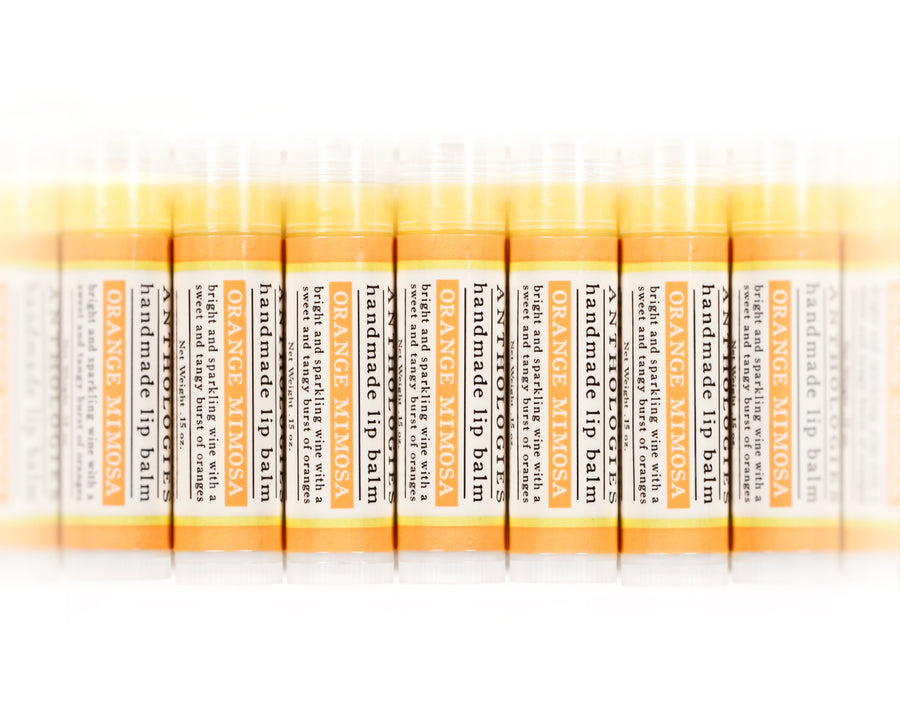 ORANGE MIMOSA GOURMET HYDRATING LIP BALM